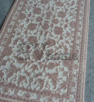 Акриловый ковер Sanat Deluks (Санат Делюкс) 6896 BEYAZ - высокое качество по лучшей цене в Украине.