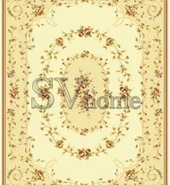 Акриловый ковер Sandora 7822A cream - высокое качество по лучшей цене в Украине.