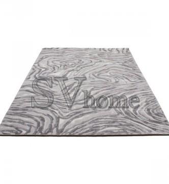 Высокоплотный ковер Firenze 6123 Paper-White-Grey - высокое качество по лучшей цене в Украине.