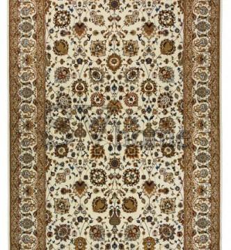Іранський килим Shahriar 3405A Cream-Cream - высокое качество по лучшей цене в Украине.