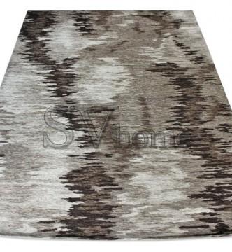 Безворсовый ковер Almina 127540 09-Grey - высокое качество по лучшей цене в Украине.