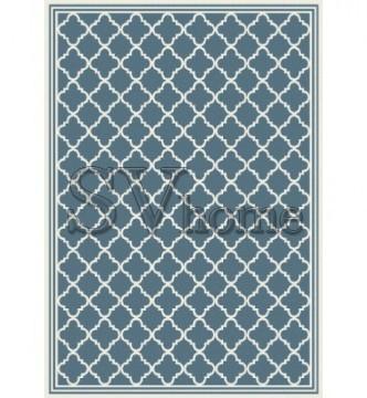 Безворсовый ковер Jeans 1921/410 - высокое качество по лучшей цене в Украине.
