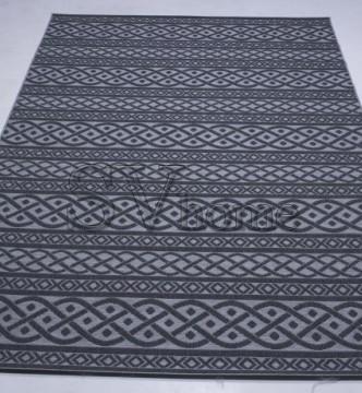 Безворсовый ковер Jersey Home 6730 anthracite-grey-E644 - высокое качество по лучшей цене в Украине.