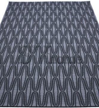 Безворсовый ковер Jersey Home 6732 anthracite-grey-E644 - высокое качество по лучшей цене в Украине.