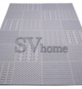 Безворсовый ковер Jersey Home 6769 wool-grey-E514 - высокое качество по лучшей цене в Украине.