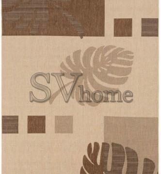 Безворсовый ковер Kerala 2611-065 - высокое качество по лучшей цене в Украине.