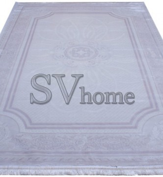 Бумбуковый ковер Savoy 191B cream-cream - высокое качество по лучшей цене в Украине.