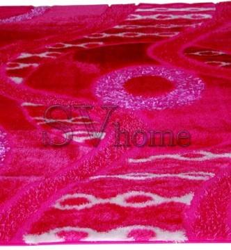 Высоковорсный ковер Decor E8752B light pink - высокое качество по лучшей цене в Украине.
