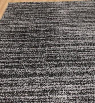 Високоворсний килим Montreal 927 BLACK-GREY - высокое качество по лучшей цене в Украине.
