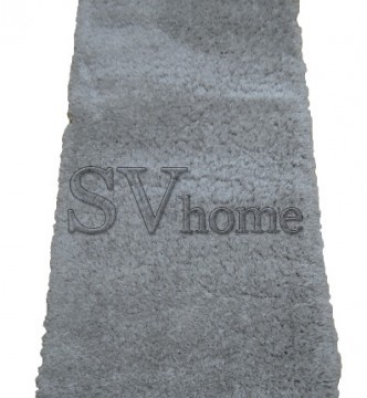 Высоковорсный ковер Relax P553A Grey-Grey - высокое качество по лучшей цене в Украине.