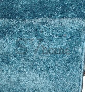 Высоковорсный ковер SHAGGY BRAVO 1 BLUE/BLUE - высокое качество по лучшей цене в Украине.