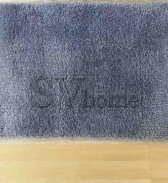 Высоковорсный ковер Silk Shaggy Velvet 6365F GRAY - высокое качество по лучшей цене в Украине.