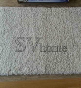 Высоковорсный ковер Silk Shaggy Velvet 6365G WHITE - высокое качество по лучшей цене в Украине.