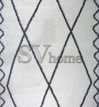 Высоковорсный ковер Tibet 12587/16 - высокое качество по лучшей цене в Украине.