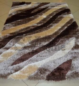 Высоковорсный ковер Tria 0030a beige - высокое качество по лучшей цене в Украине.