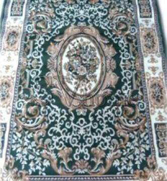 Синтетический ковер Amber 3584B kemik-k.yesil - высокое качество по лучшей цене в Украине.