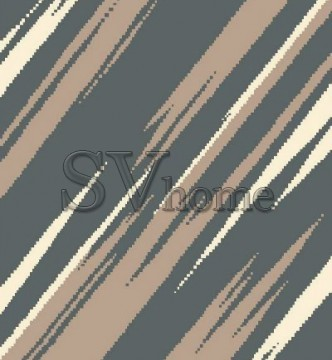 Синтетический ковер Avanti Hilda Szary - высокое качество по лучшей цене в Украине.