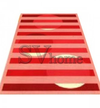 Синтетический ковер California 0072 rose - высокое качество по лучшей цене в Украине.