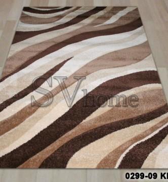 Синтетичний килим California 0299-09 KHV-BRW - высокое качество по лучшей цене в Украине.