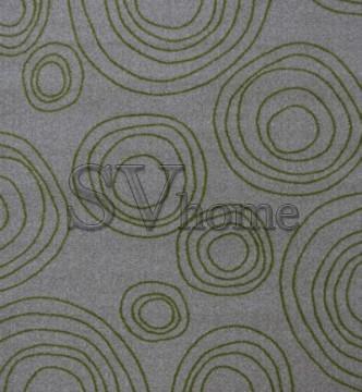 Синтетический ковер Optima 78022 Ivori-Green - высокое качество по лучшей цене в Украине.