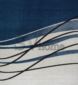 Синтетический ковер Optima 78048 Blue - высокое качество по лучшей цене в Украине.