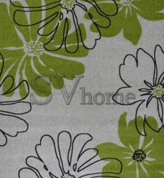 Синтетический ковер Optima 78060 Ivori-Green - высокое качество по лучшей цене в Украине.