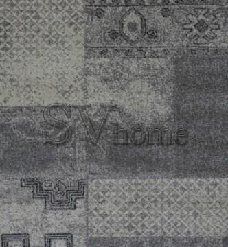 Синтетический ковер Optima 78198 Grey - высокое качество по лучшей цене в Украине.