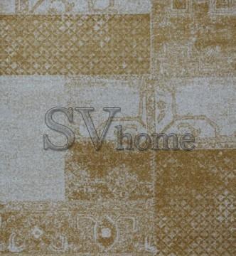 Синтетический ковер Optima 78198 Ivori-Gold - высокое качество по лучшей цене в Украине.