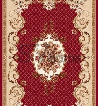 Синтетический ковер Optimal Gadus Bordo - высокое качество по лучшей цене в Украине.