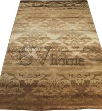 Синтетический ковер Sandra 9506 brown - высокое качество по лучшей цене в Украине.