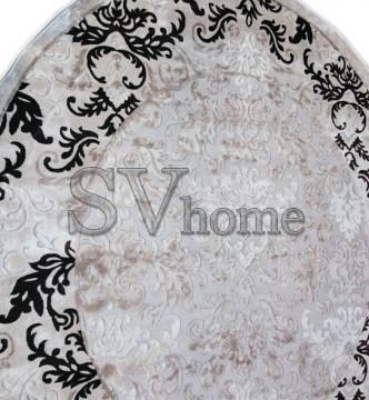 Ковер из вискозы Sanat Acoustic 9867A BEYAZ - высокое качество по лучшей цене в Украине.
