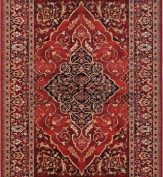 Шерстяной ковер Isfahan Leyla Rubin - высокое качество по лучшей цене в Украине.