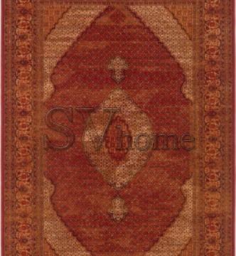 Шерстяной ковер Polonia Belwederski Nova Red - высокое качество по лучшей цене в Украине.