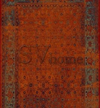 Шертяний килим Polonia Matte Burgund - высокое качество по лучшей цене в Украине.
