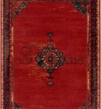 Шерстяной ковер Polonia Samarkand Rubin - высокое качество по лучшей цене в Украине.