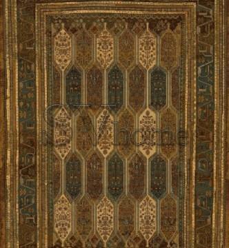 Шертяний килим Polonia Sarand Koniak - высокое качество по лучшей цене в Украине.