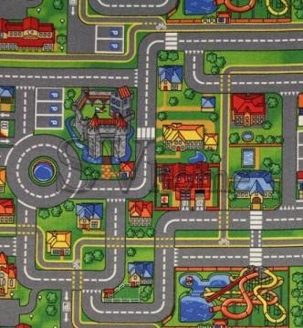 Дитячий ковролін Playcity 97 - высокое качество по лучшей цене в Украине.