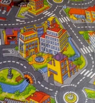 Дитячий ковролін Smart City 97 - высокое качество по лучшей цене в Украине.