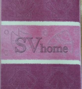 Коврик для ванной Silver SLV 15 Pink - высокое качество по лучшей цене в Украине.