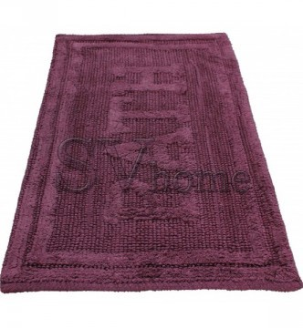 Килим для ванної Woven Rug 16304 lilac - высокое качество по лучшей цене в Украине.