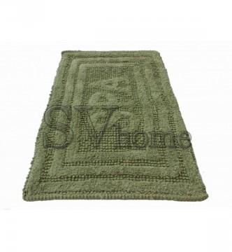 Коврик для ванной Woven Rug 80052 green - высокое качество по лучшей цене в Украине.
