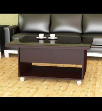 Стол трансформер Марсель (стекло) - высокое качество по лучшей цене в Украине.