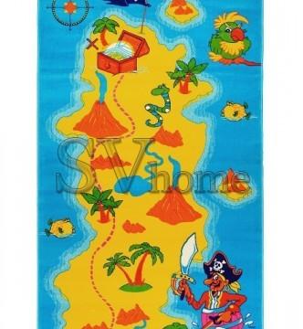 Детский ковер Baby 2066 Mavi-Mavi - высокое качество по лучшей цене в Украине.