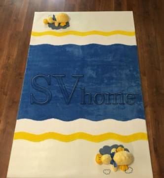 Детский ковер Egeberk EG 2 , BLUE - высокое качество по лучшей цене в Украине.