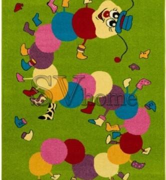 Детский ковер Funky Iwo Limonka - высокое качество по лучшей цене в Украине.