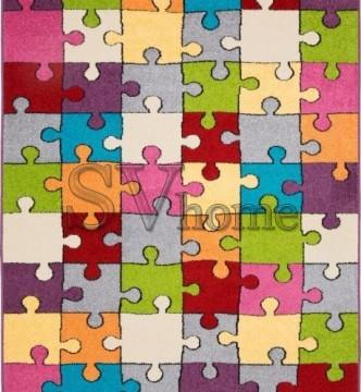 Детский ковер Funky Puzzle Fiolet - высокое качество по лучшей цене в Украине.