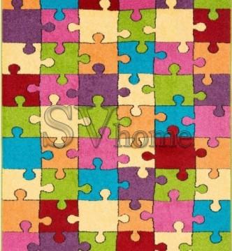 Детский ковер Funky Puzzle Zloty - высокое качество по лучшей цене в Украине.