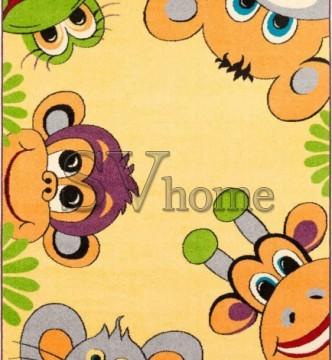 Детский ковер Funky Tig Złoty - высокое качество по лучшей цене в Украине.