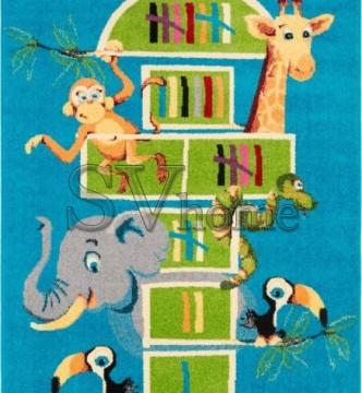Детский ковер Funky Tom Turkus - высокое качество по лучшей цене в Украине.