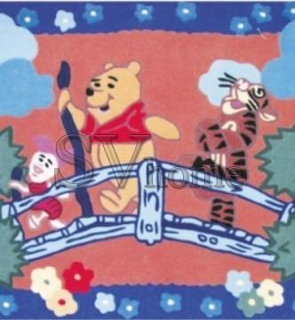 Детский ковер World Disney WD 055 - высокое качество по лучшей цене в Украине.